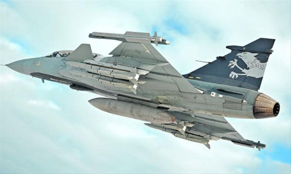 Saab Prevê Mercado de US$ 45 Bilhões Para o Gripen NG