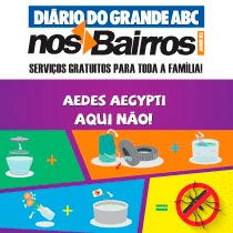 DGABC nos Bairros Diário do Grande ABC - Notícias e informações do Grande ABC: Santo André, São Bernardo, São Caetano, Diadema, Mauá, Ribeirão Pires e Rio Grande da Serra