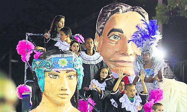 Três cidades da região terão desfiles de Carnaval neste ano - Diário do Grande ABC