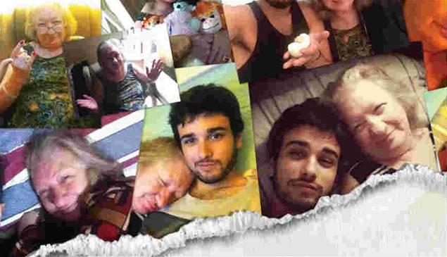 'Deixei tudo para cuidar da minha avó com Alzheimer'