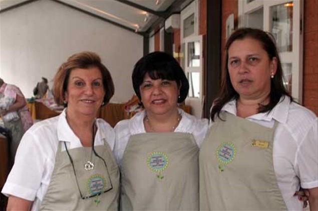 Inezita Awada, Elaine Bueno, Roseli Zila