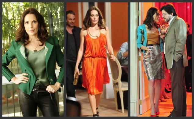 b5884b822bf O guarda-roupa de Carolina Ferraz - Notícia - Dia-a-Dia Revista