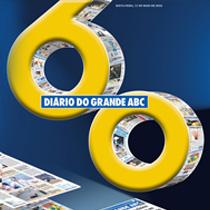 Diário do Grande ABC - 60 Anos Diário do Grande ABC - Notícias e informações do Grande ABC: Santo André, São Bernardo, São Caetano, Diadema, Mauá, Ribeirão Pires e Rio Grande da Serra