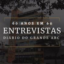 60 Anos de Entrevistas Diário do Grande ABC - Notícias e informações do Grande ABC: Santo André, São Bernardo, São Caetano, Diadema, Mauá, Ribeirão Pires e Rio Grande da Serra